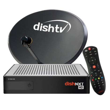 Dish TV Make My Pack with Free To Air Plan(Bharat Combo) 2019