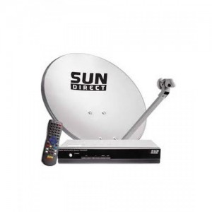 Sun Direct Connection + FTA