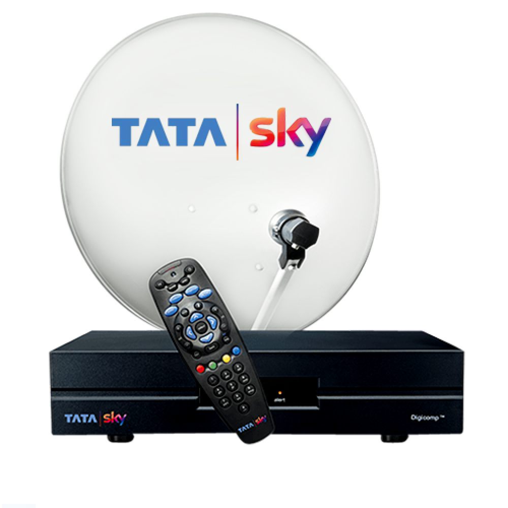 Tata Sky Hd Connection With Choice Pack 2019 Tata Sky Hd