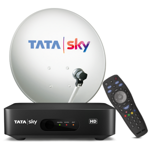 Tata Sky HD Set Top Box ...