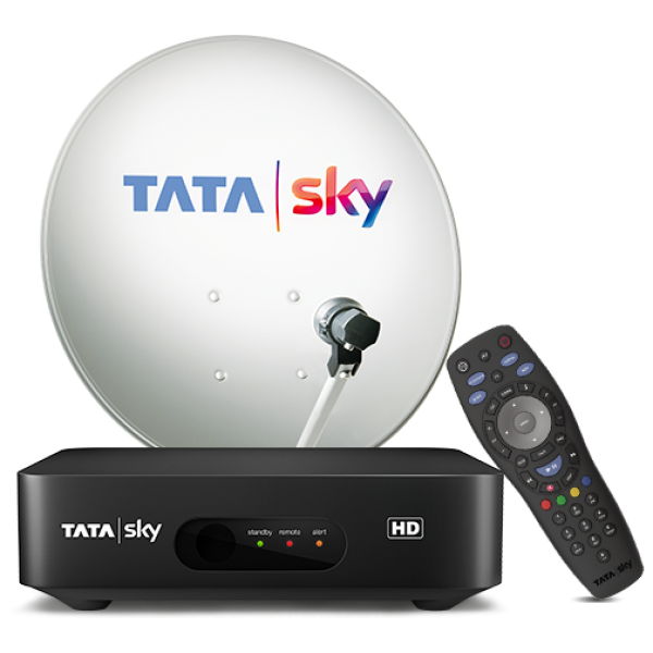 Tata Sky HD New Connection + ...